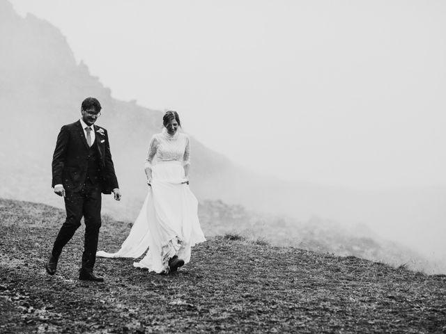 Il matrimonio di Francesco e Daniela a Livinallongo del Col di Lana, Belluno 109