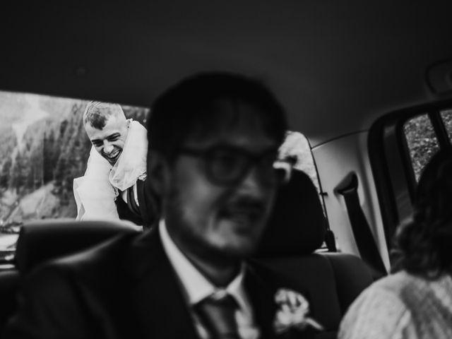 Il matrimonio di Francesco e Daniela a Livinallongo del Col di Lana, Belluno 135