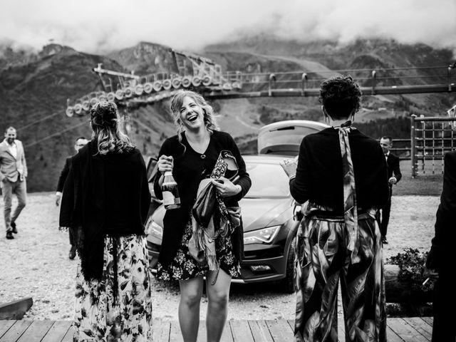 Il matrimonio di Francesco e Daniela a Livinallongo del Col di Lana, Belluno 140