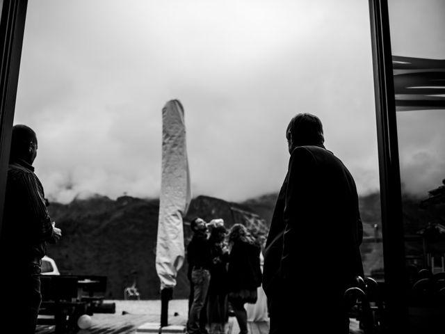 Il matrimonio di Francesco e Daniela a Livinallongo del Col di Lana, Belluno 142