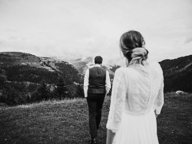 Il matrimonio di Francesco e Daniela a Livinallongo del Col di Lana, Belluno 160