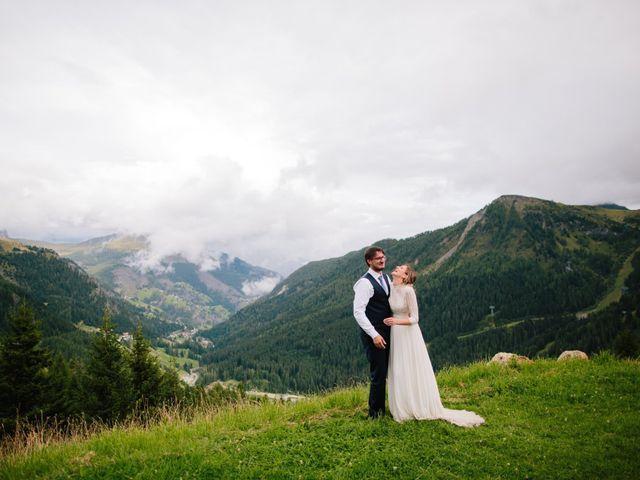 Il matrimonio di Francesco e Daniela a Livinallongo del Col di Lana, Belluno 161