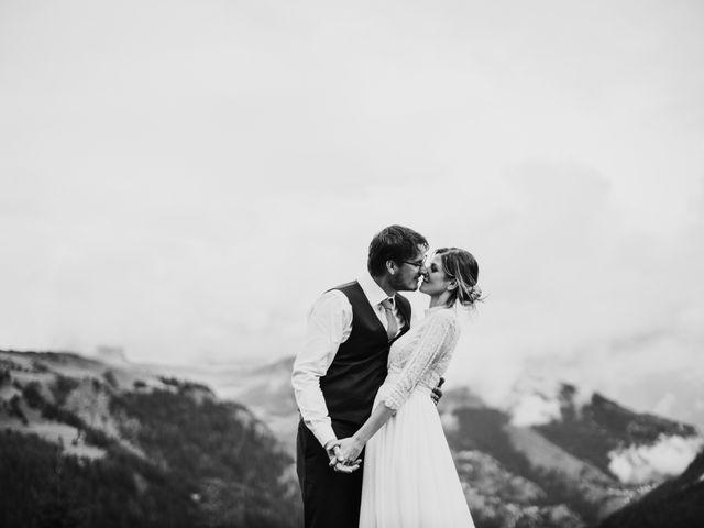 Il matrimonio di Francesco e Daniela a Livinallongo del Col di Lana, Belluno 162