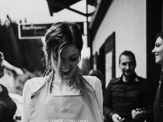 Il matrimonio di Francesco e Daniela a Livinallongo del Col di Lana, Belluno 171