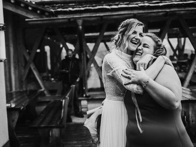 Il matrimonio di Francesco e Daniela a Livinallongo del Col di Lana, Belluno 173