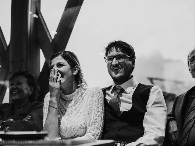 Il matrimonio di Francesco e Daniela a Livinallongo del Col di Lana, Belluno 184