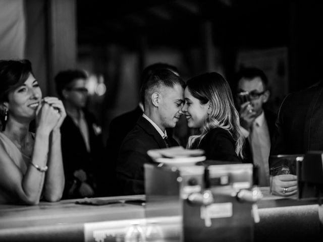 Il matrimonio di Francesco e Daniela a Livinallongo del Col di Lana, Belluno 187