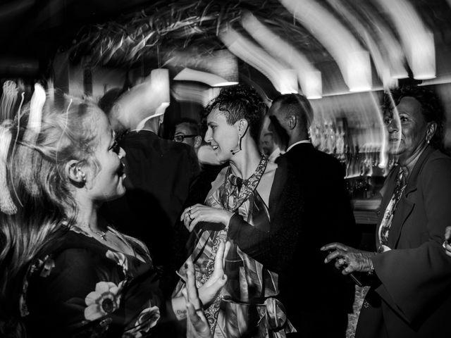 Il matrimonio di Francesco e Daniela a Livinallongo del Col di Lana, Belluno 195
