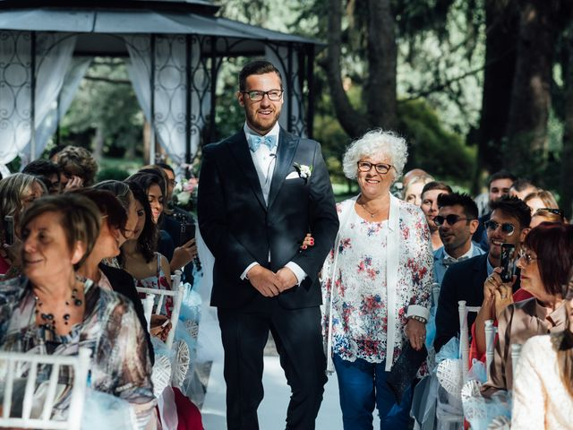 Il matrimonio di Giulia e Marco a Carvico, Bergamo 4