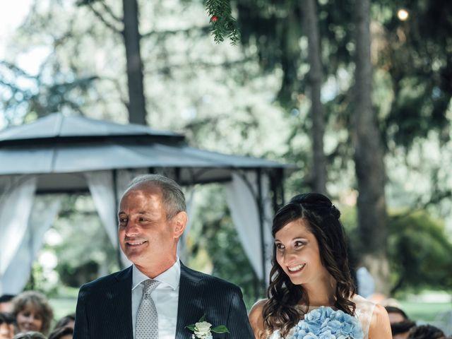 Il matrimonio di Giulia e Marco a Carvico, Bergamo 6