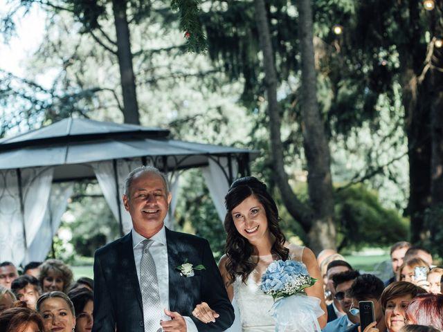 Il matrimonio di Giulia e Marco a Carvico, Bergamo 7