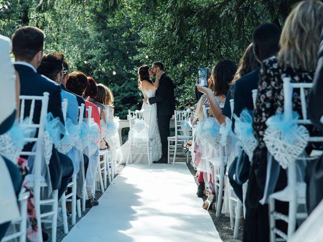 Il matrimonio di Giulia e Marco a Carvico, Bergamo 8