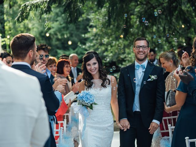 Il matrimonio di Giulia e Marco a Carvico, Bergamo 9