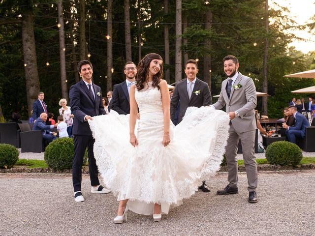 Il matrimonio di Giulia e Marco a Carvico, Bergamo 10