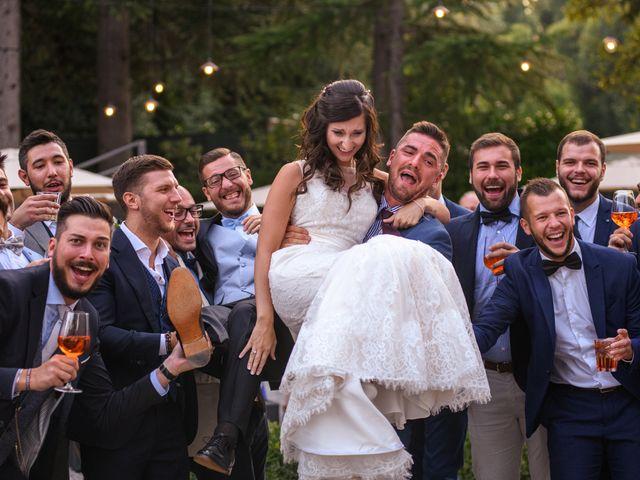Il matrimonio di Giulia e Marco a Carvico, Bergamo 11