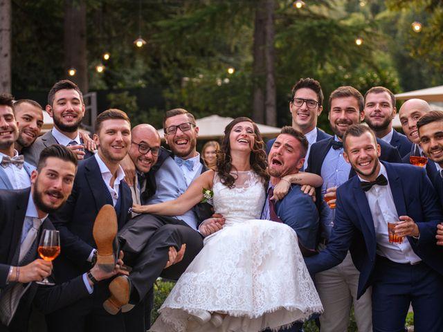Il matrimonio di Giulia e Marco a Carvico, Bergamo 12