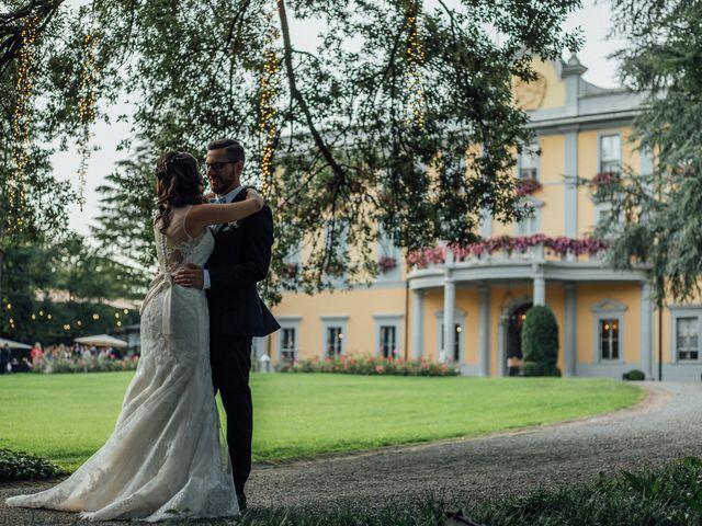 Il matrimonio di Giulia e Marco a Carvico, Bergamo 13