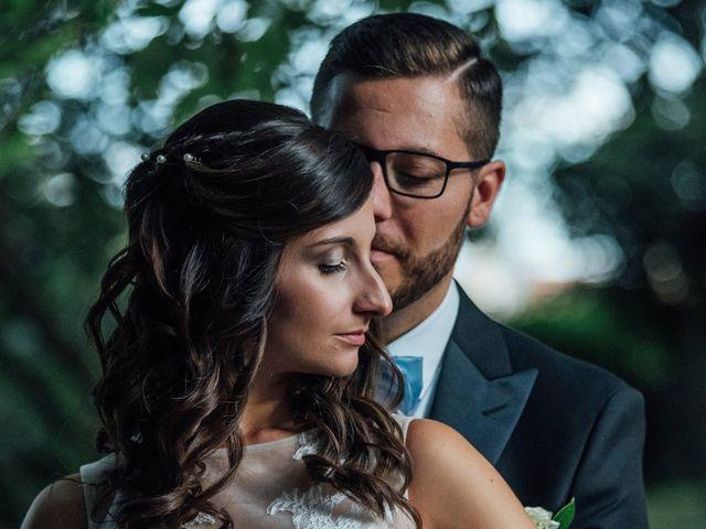 Il matrimonio di Giulia e Marco a Carvico, Bergamo 15