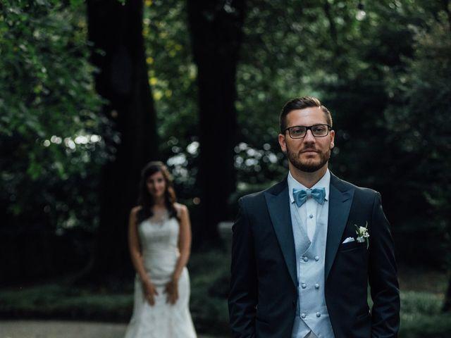 Il matrimonio di Giulia e Marco a Carvico, Bergamo 16