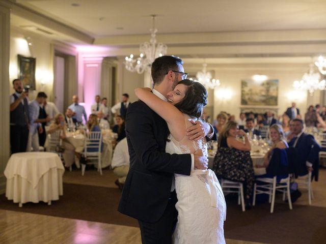 Il matrimonio di Giulia e Marco a Carvico, Bergamo 21