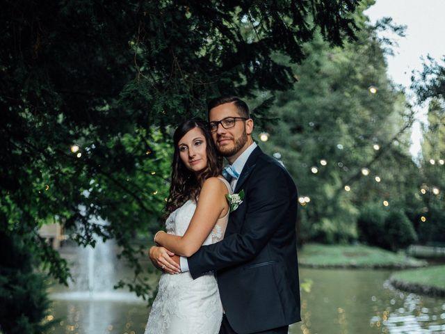 Il matrimonio di Giulia e Marco a Carvico, Bergamo 27