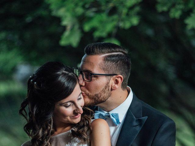 Il matrimonio di Giulia e Marco a Carvico, Bergamo 2