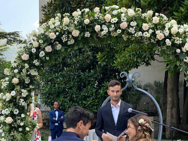 Il matrimonio di Davide e Anna a Valmadrera, Lecco 7