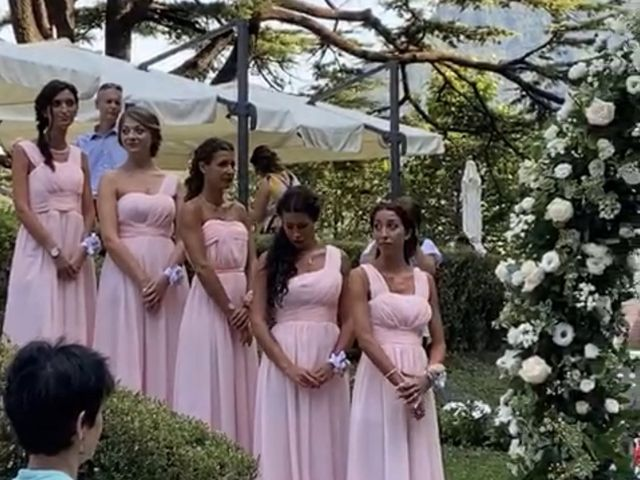 Il matrimonio di Davide e Anna a Valmadrera, Lecco 10