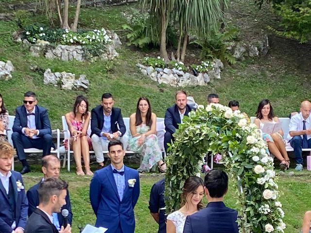 Il matrimonio di Davide e Anna a Valmadrera, Lecco 11
