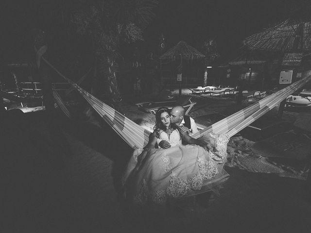 Le nozze di Anna e Michael