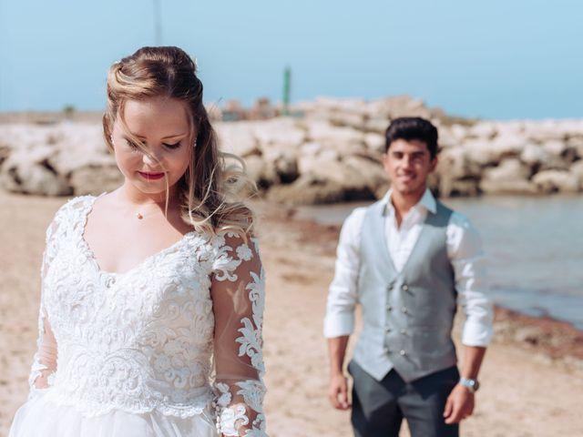 Il matrimonio di Giovanni e Chloé a Ragusa, Ragusa 5