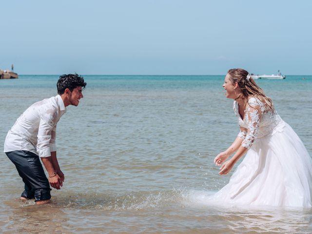 Il matrimonio di Giovanni e Chloé a Ragusa, Ragusa 1
