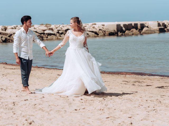 Il matrimonio di Giovanni e Chloé a Ragusa, Ragusa 41