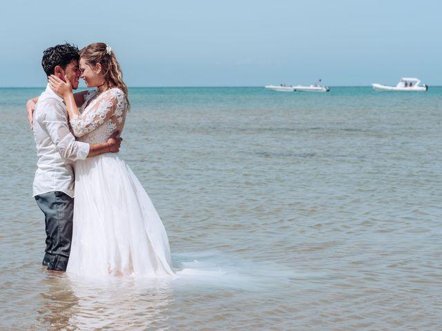 Il matrimonio di Giovanni e Chloé a Ragusa, Ragusa 43