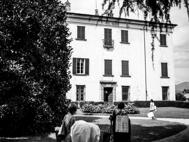 Il matrimonio di Simone e Francesca a Passirano, Brescia 3