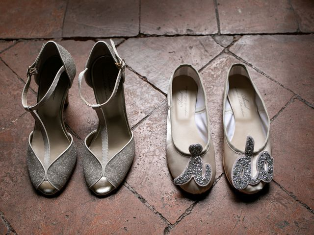 Il matrimonio di Simone e Francesca a Passirano, Brescia 5