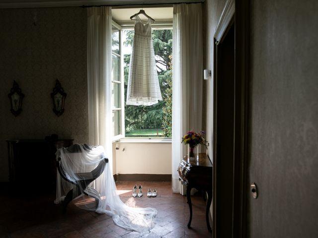 Il matrimonio di Simone e Francesca a Passirano, Brescia 7