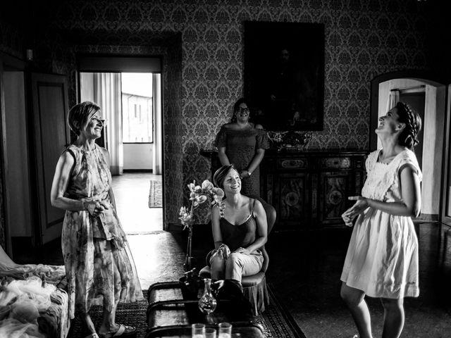 Il matrimonio di Simone e Francesca a Passirano, Brescia 11