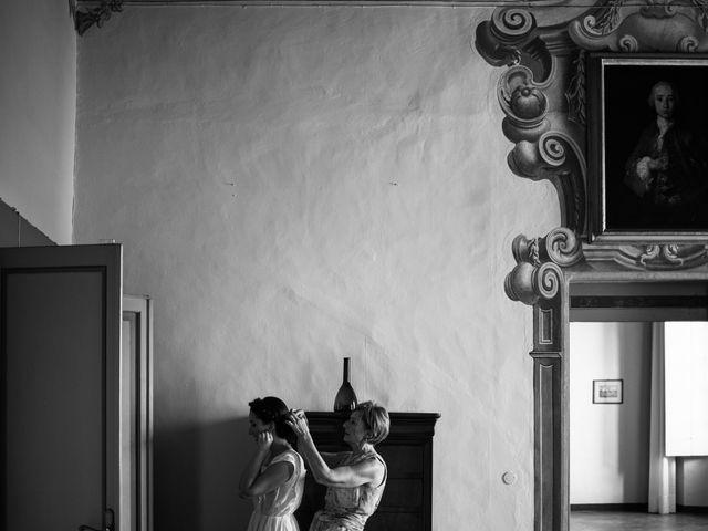 Il matrimonio di Simone e Francesca a Passirano, Brescia 12