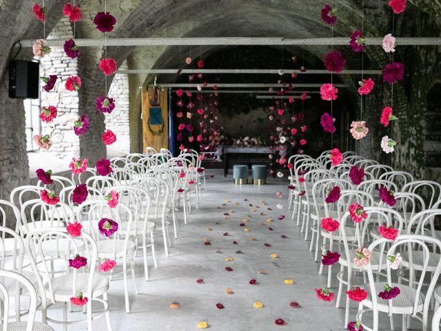 Il matrimonio di Simone e Francesca a Passirano, Brescia 19