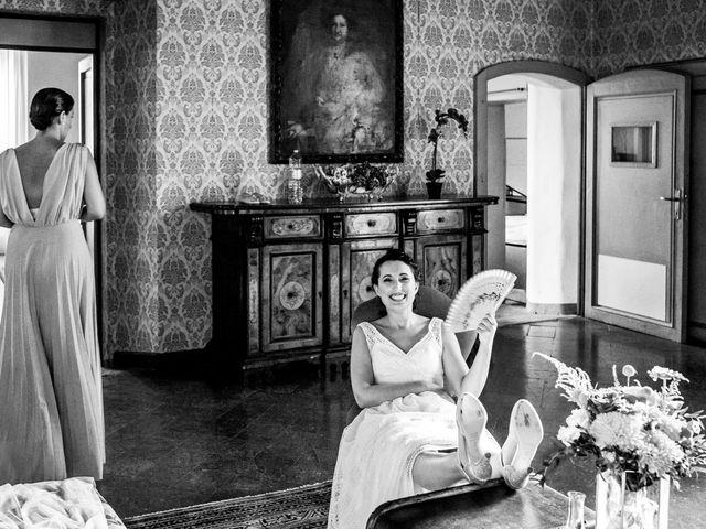 Il matrimonio di Simone e Francesca a Passirano, Brescia 23