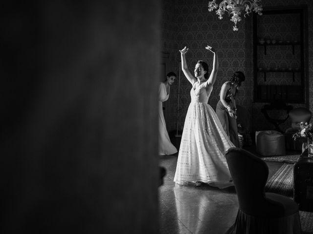 Il matrimonio di Simone e Francesca a Passirano, Brescia 24