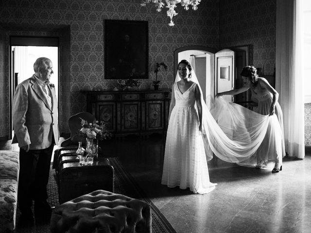 Il matrimonio di Simone e Francesca a Passirano, Brescia 25