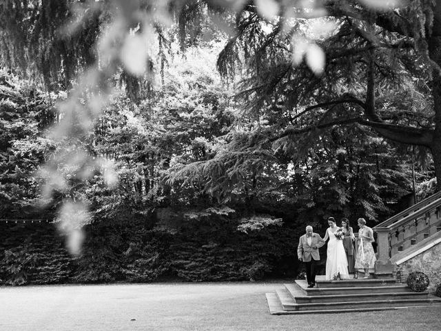 Il matrimonio di Simone e Francesca a Passirano, Brescia 26