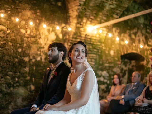 Il matrimonio di Simone e Francesca a Passirano, Brescia 27