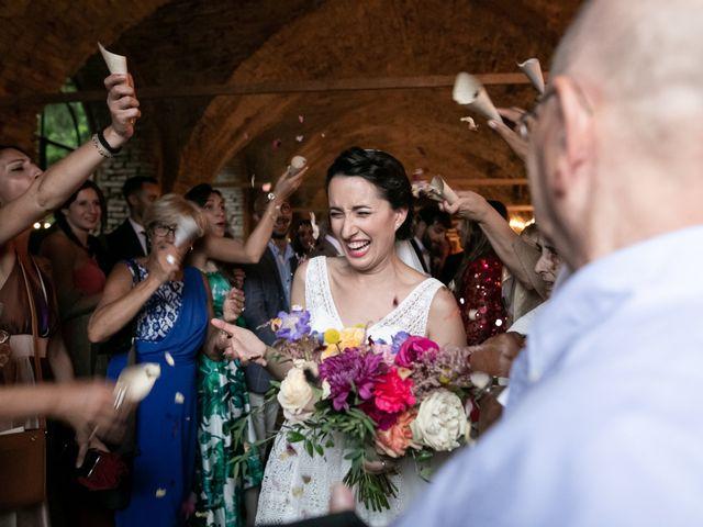 Il matrimonio di Simone e Francesca a Passirano, Brescia 28