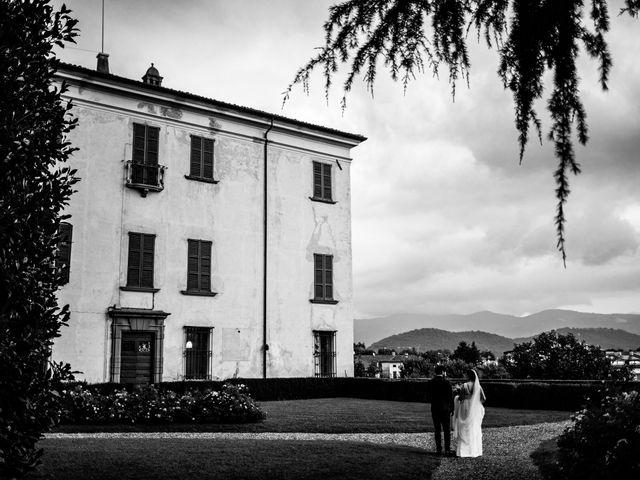 Il matrimonio di Simone e Francesca a Passirano, Brescia 29