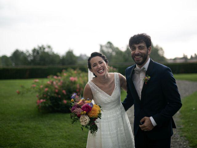 Il matrimonio di Simone e Francesca a Passirano, Brescia 1