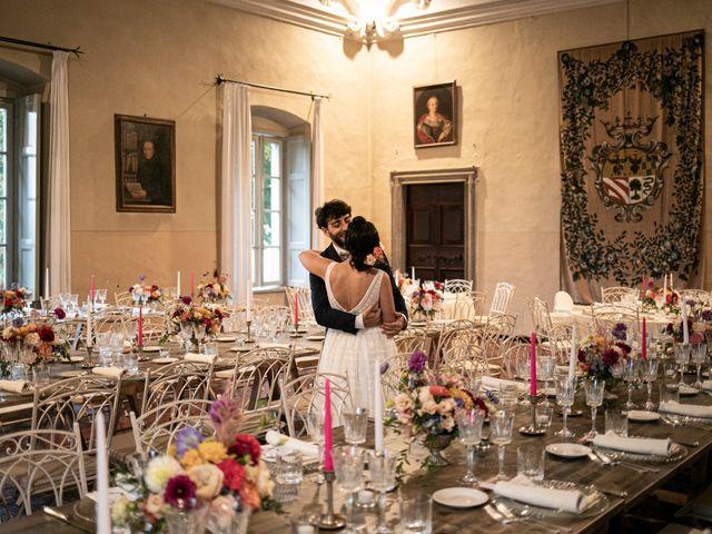 Il matrimonio di Simone e Francesca a Passirano, Brescia 30