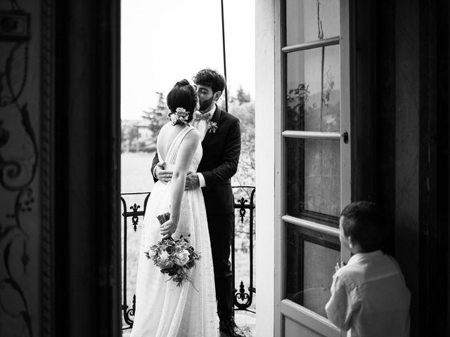 Il matrimonio di Simone e Francesca a Passirano, Brescia 2